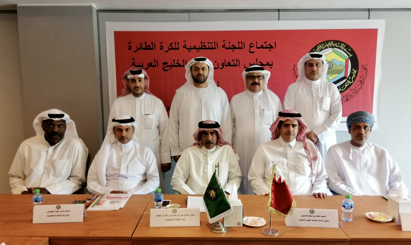 إطلاق اسم سمو الأمير على البطولة الخليجية الـ 37 للاندية للكرة الطائرة